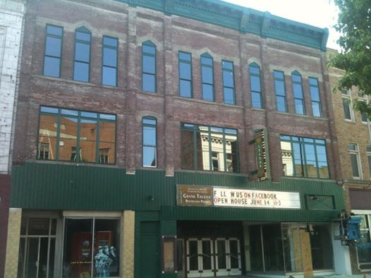 Hotels Near Franciscan University Of Steubenville Oh Grand Theater Front After Painting Jpg